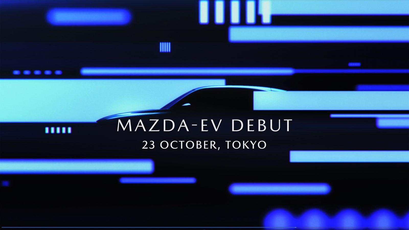 Primer Coche Electrico Mazda