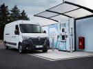 Renault apuesta por el hidrógeno en su gama de vehículos comerciales
