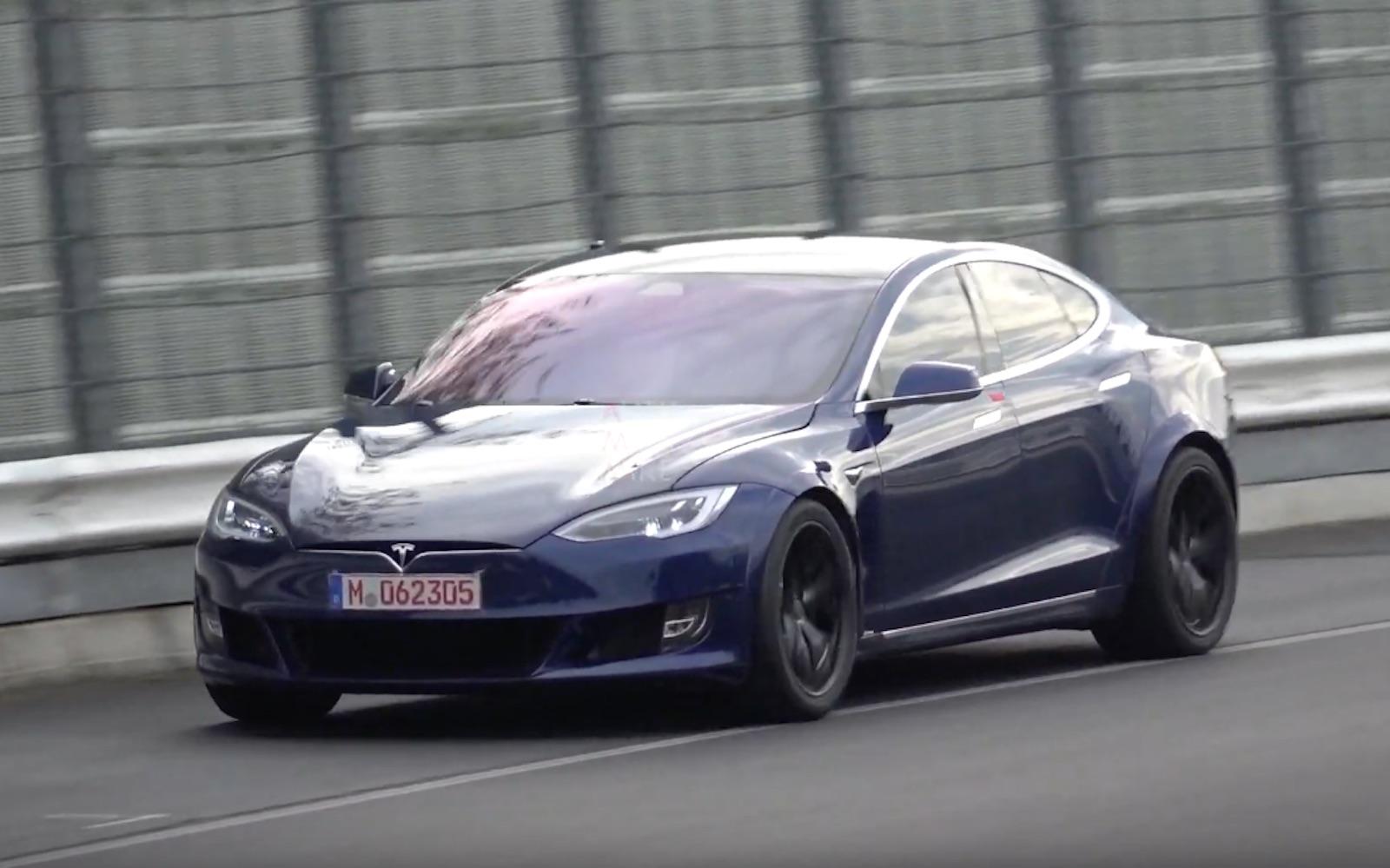 Tesla Models Plaid