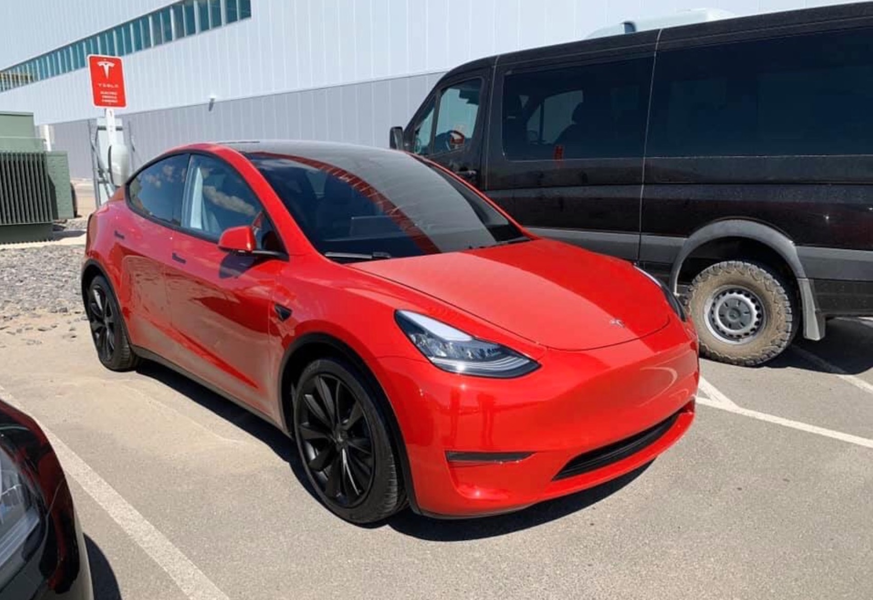 Tesla Modely Gigafactory3