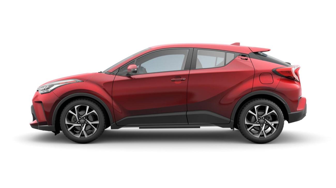 Toyota C Hr 2020 3