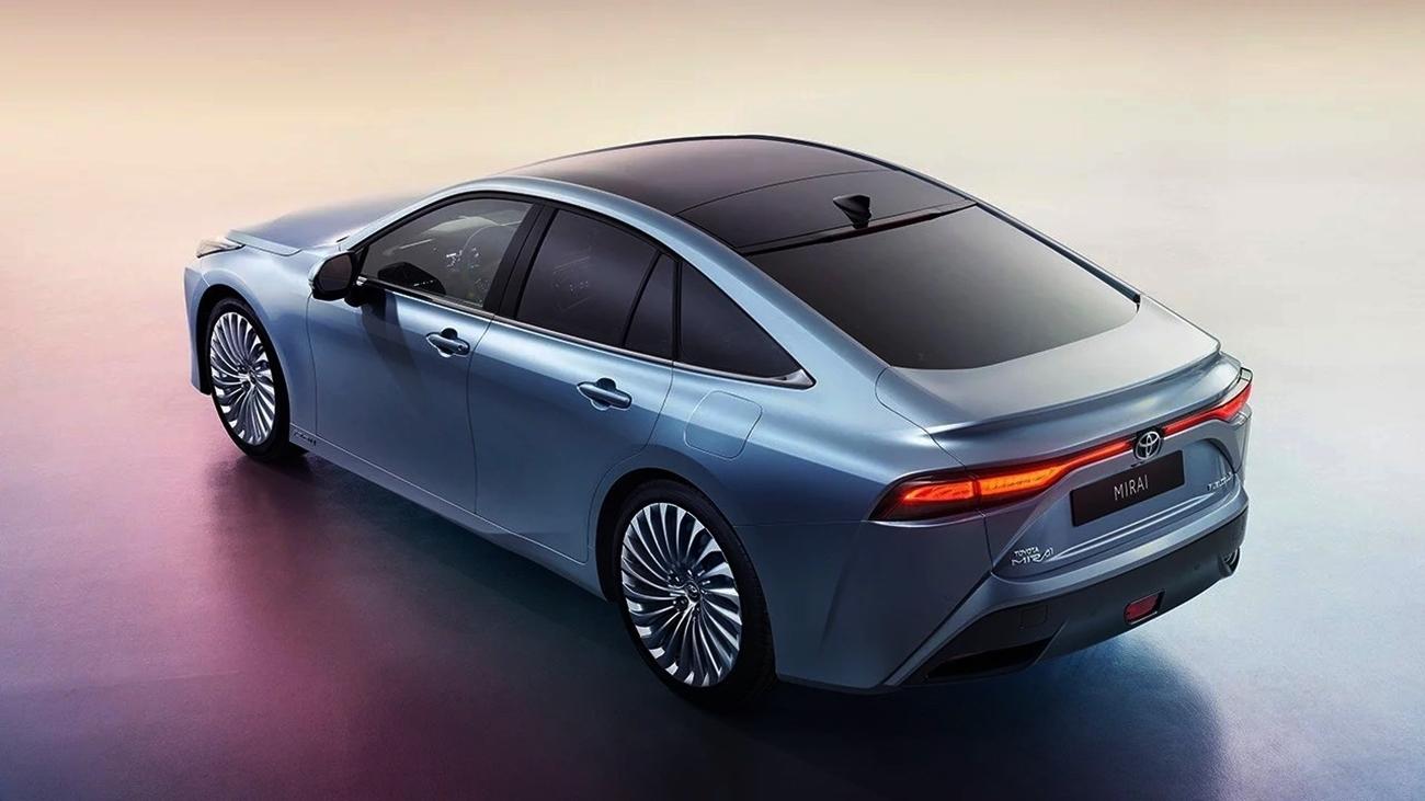 Toyota Mirai 2020 (2)