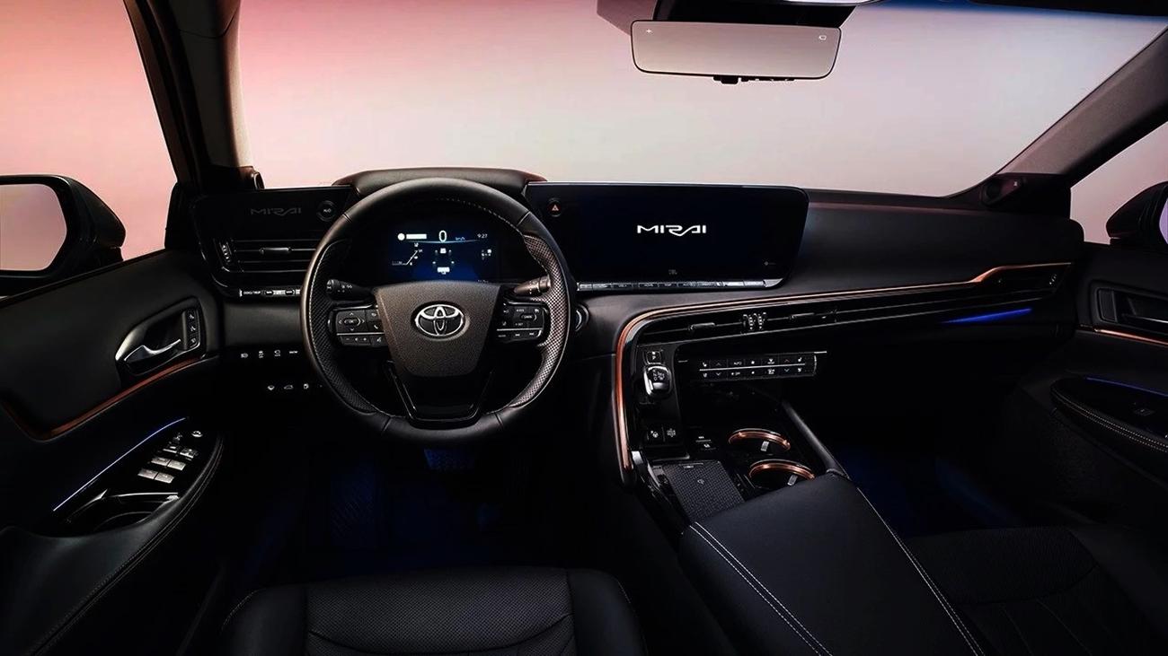 Toyota Mirai 2020 (4)