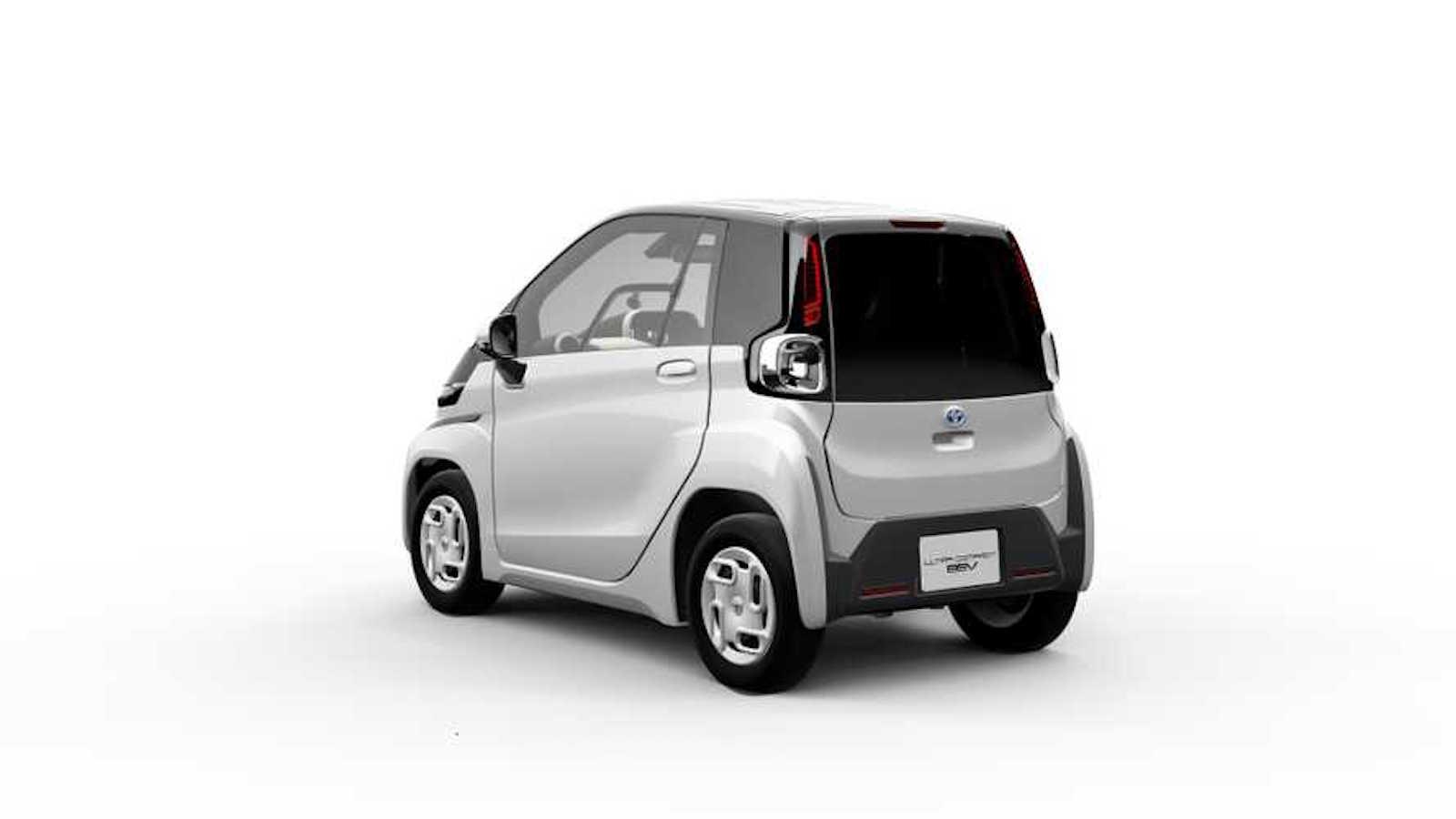 Toyota Ultra Compacto Posterior