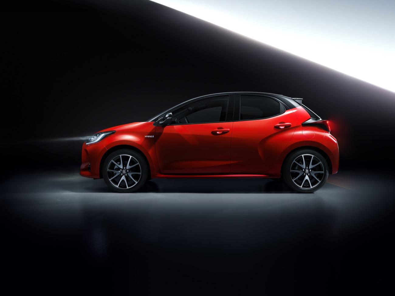 Toyota Yaris 2020 13