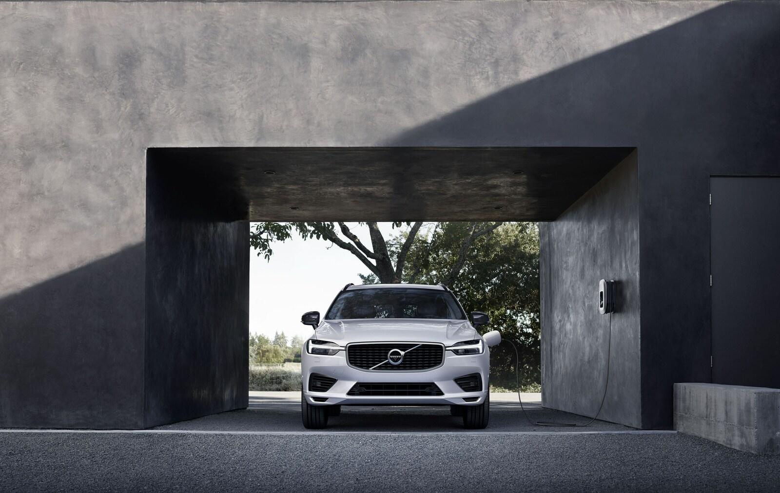Volvo Xc60 Plug In Hybrid