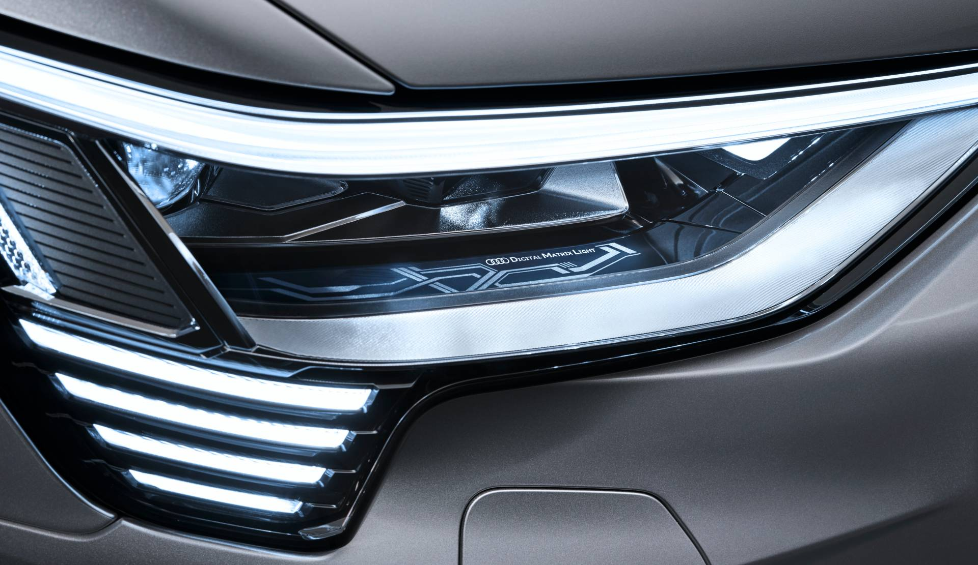 Audi E Tron Sportaback Teased 2