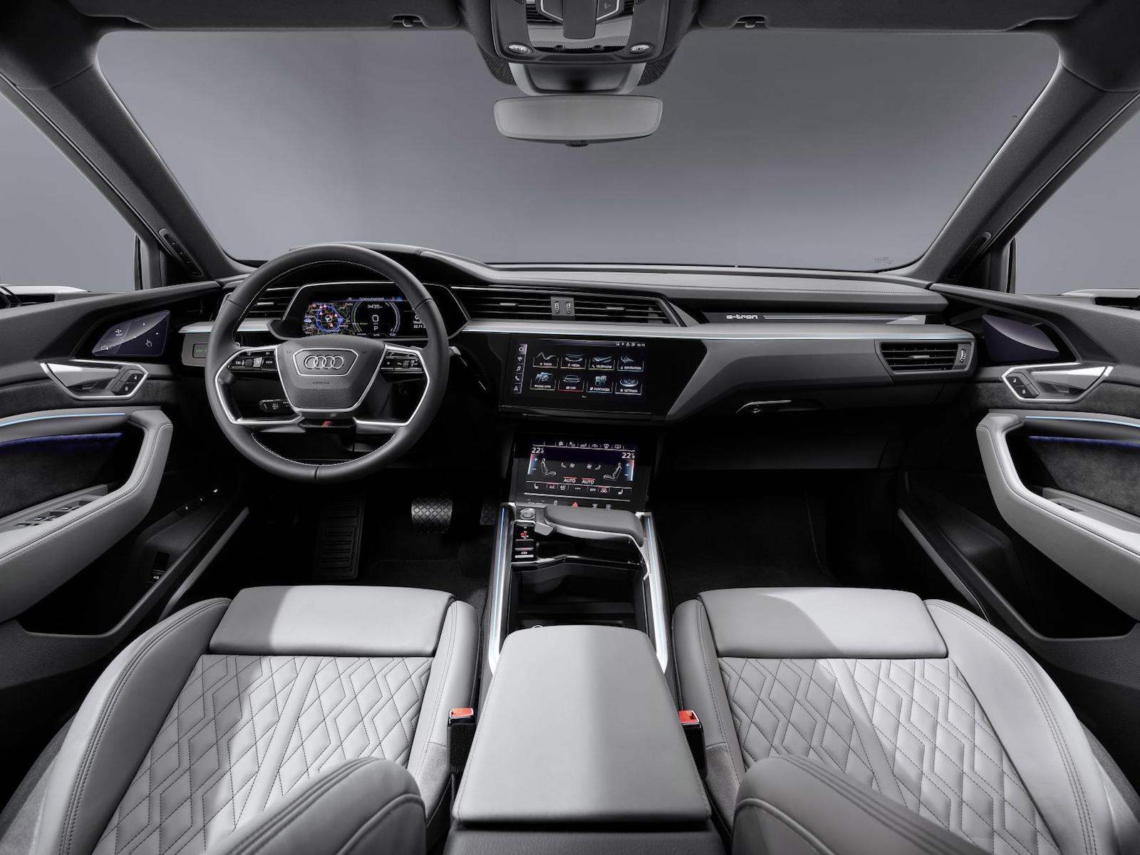 Audi E Tron Sportback 12