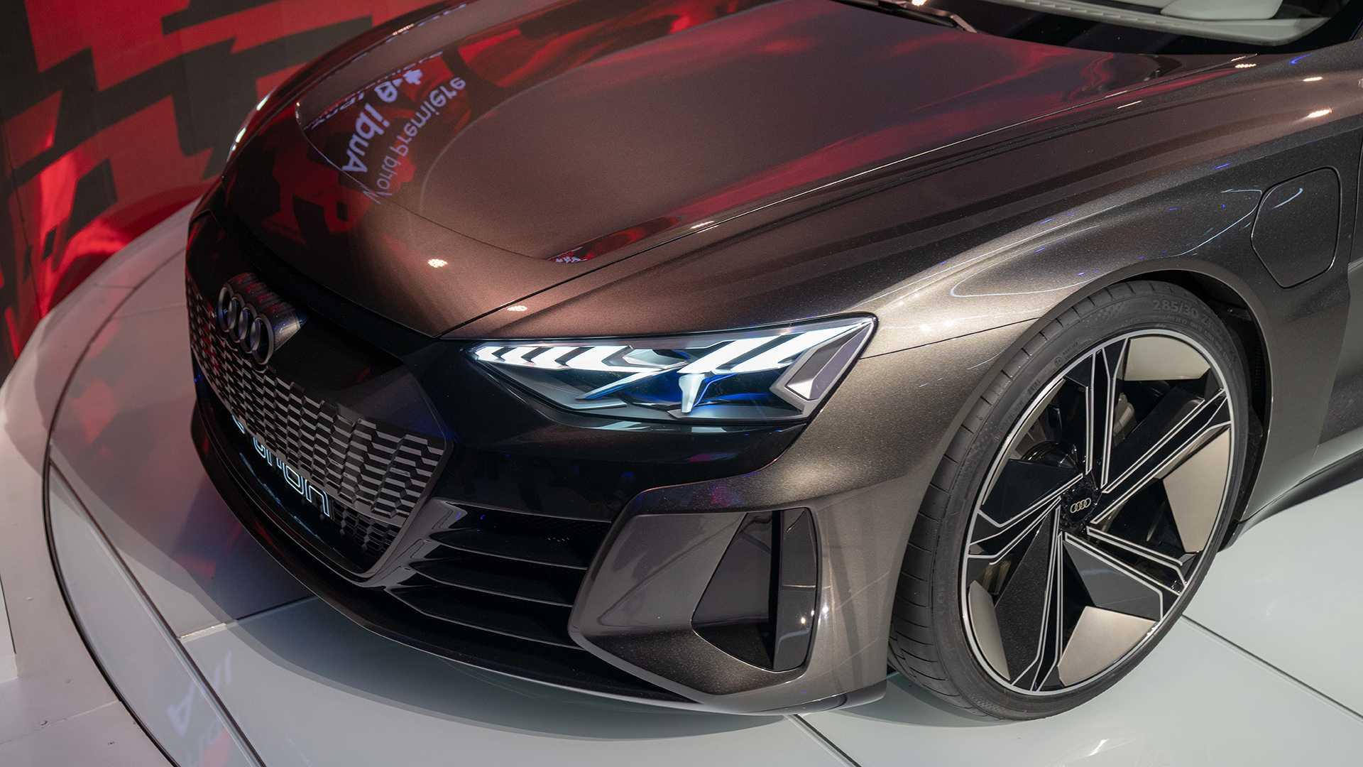 Audi Etron Gt Presentación Oficial 10