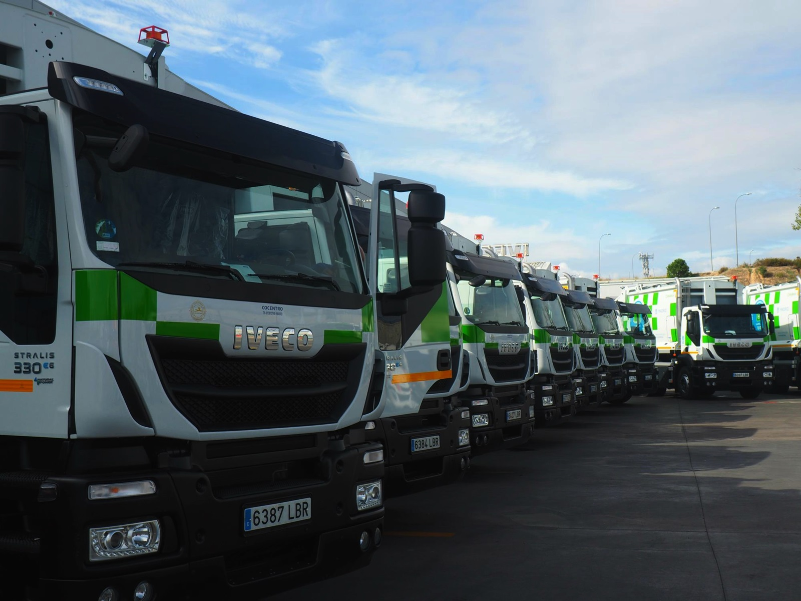 Camiones Iveco De Gnc (1)