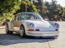 El E-RWB es el primer Porsche 911 clásico y eléctrico que llega de la mano del preparador Rauh-Welt Begriff
