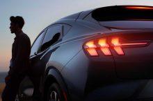 Ford iniciará la producción del Mustang Mach-E en diciembre