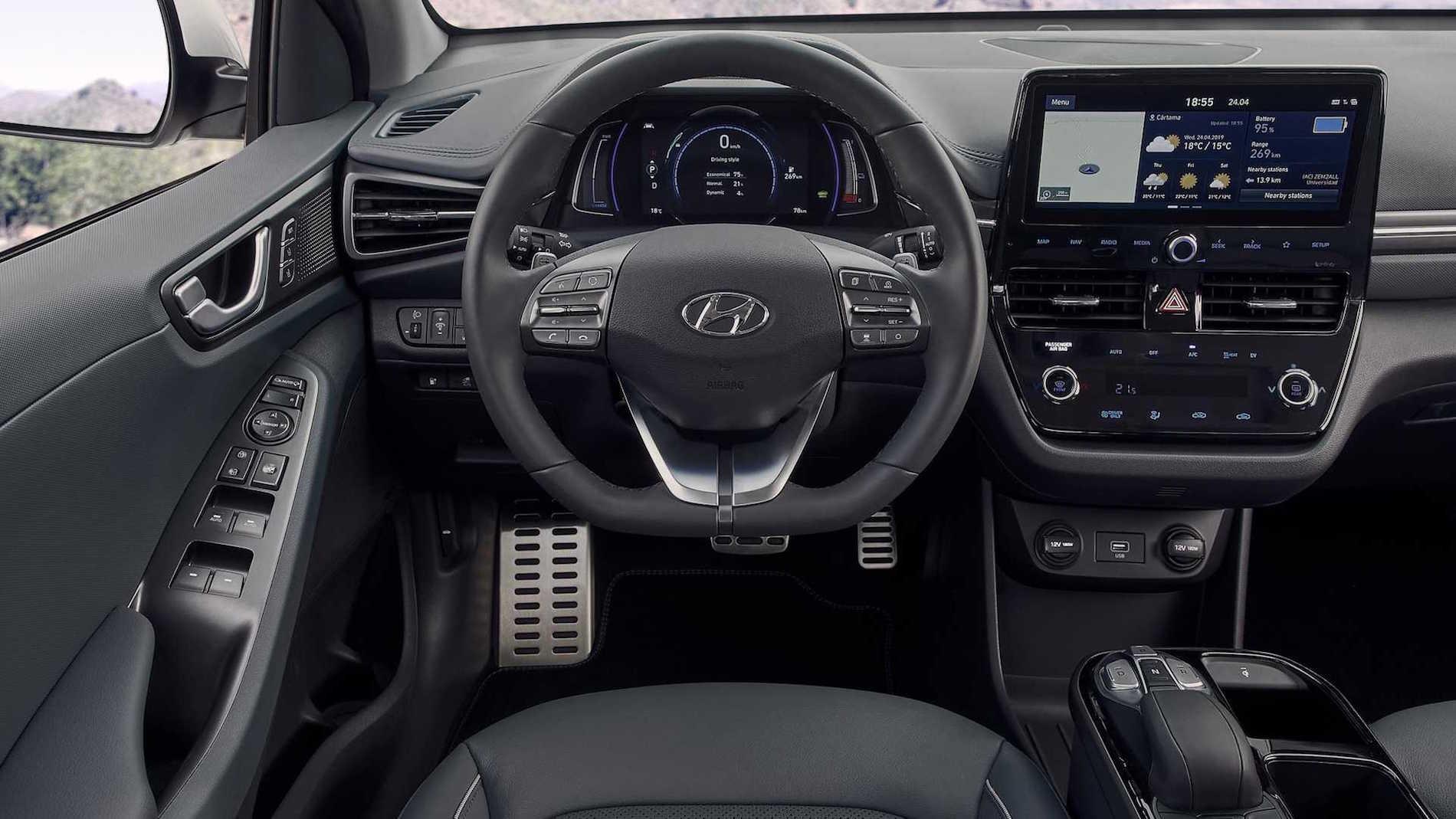 Hyundai Ioniq 2020 EPA