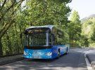 Irizar presenta el ie Bus, el autobús eléctrico 2.0