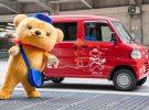 El servicio postal japonés estrena nuevas furgonetas eléctricas Mitsubishi Minicab MiEV