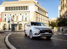 El Mitsubishi Outlander PHEV, con hasta 12.500 euros de descuento
