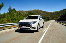 5 razones por las que el Mitsubishi Outlander PHEV es el SUV híbrido ideal