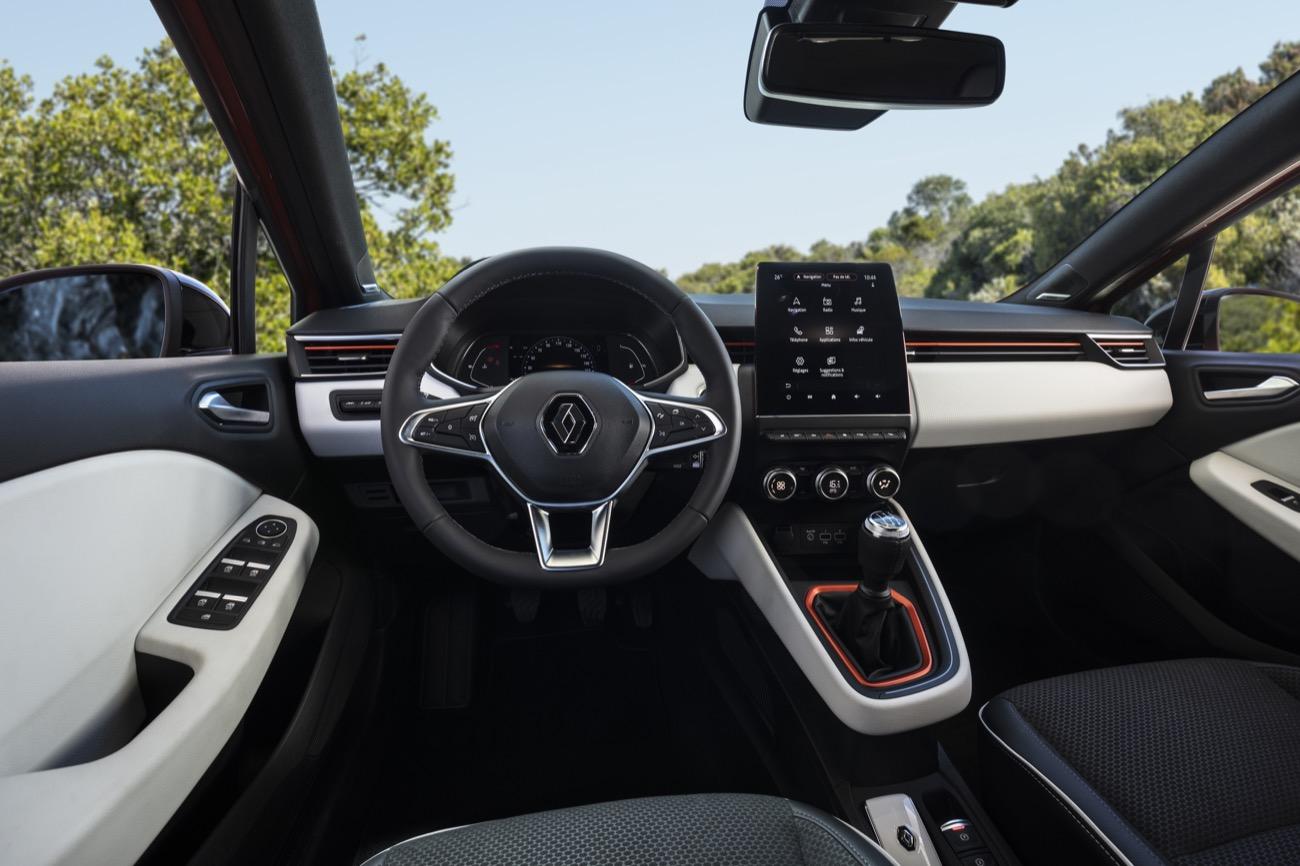 Nuevo Renault Clio GLP