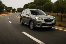Prueba: Subaru Forester Eco Hybrid, es boxer, es híbrido, con tracción integral y un precio muy atractivo ¿Se puede pedir más?