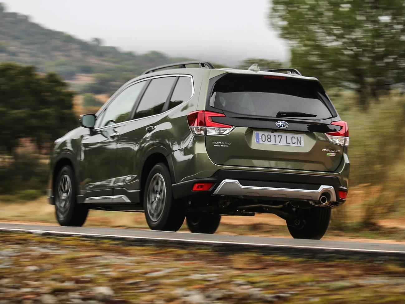 Subaru Forester Eco Hybrid (5)