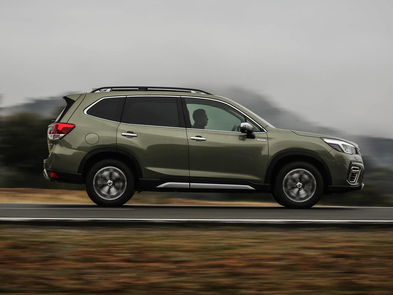 Subaru Forester Eco Hybrid (6)