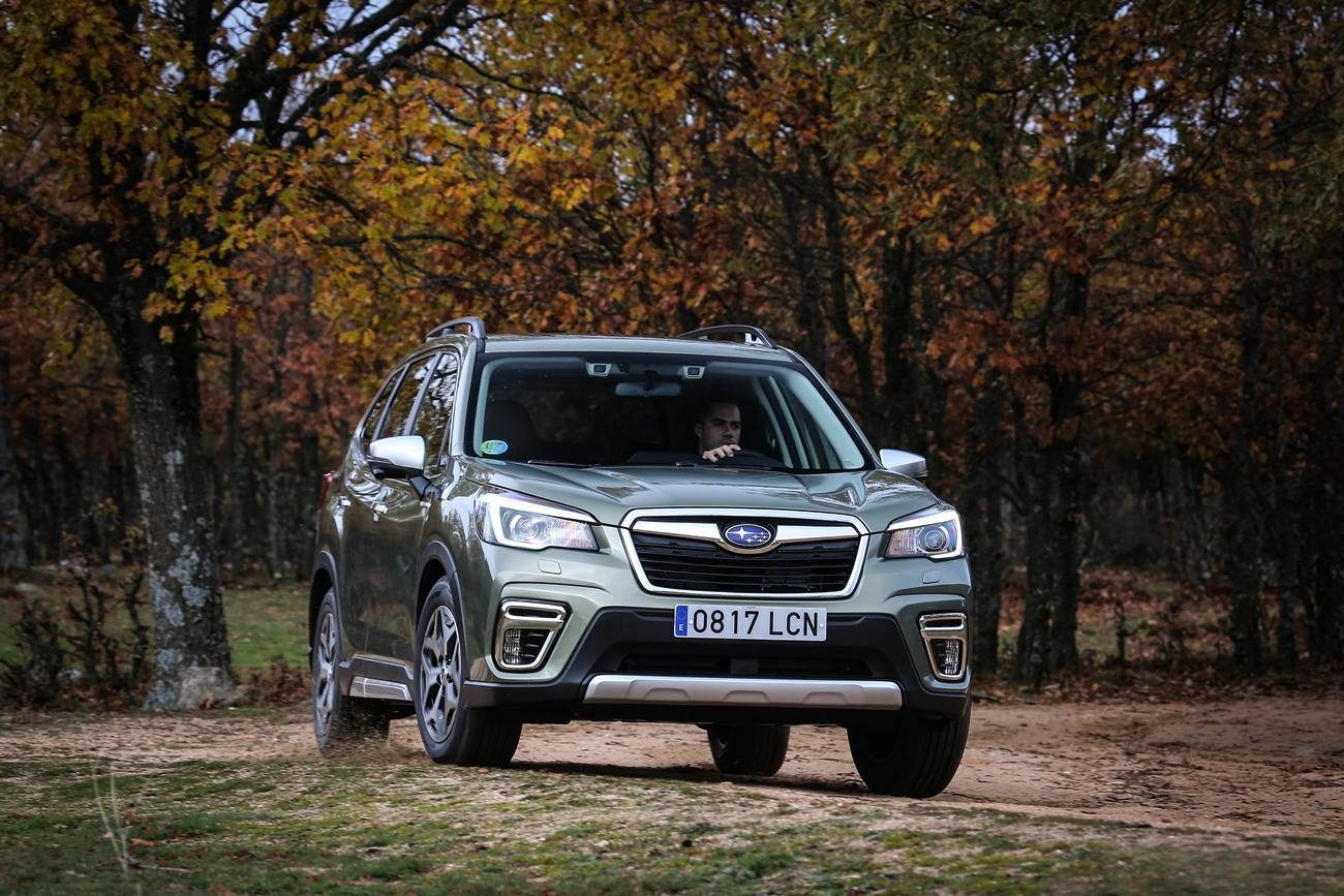 Subaru Forester Eco Hybrid (7)