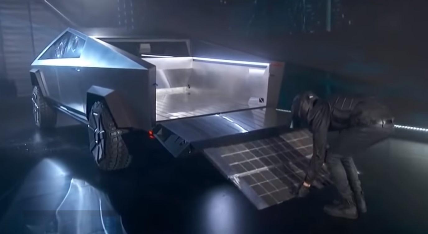 Tesla Cybertruck Característica 2