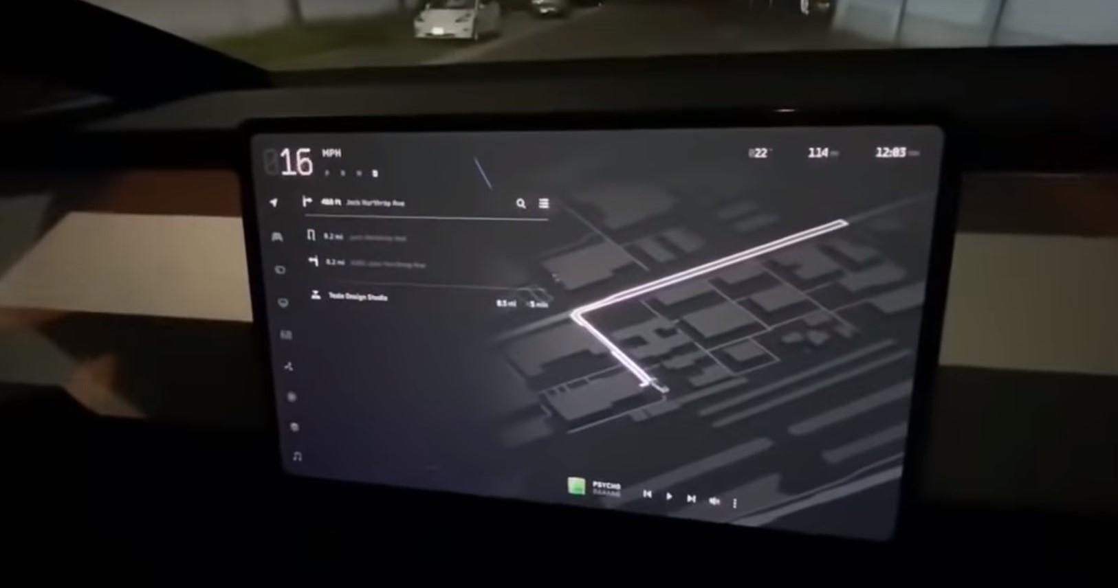 Tesla Cybertruck Característica 6