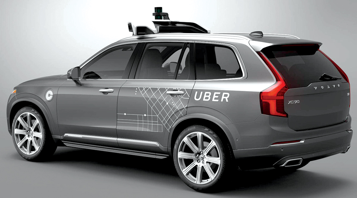 Uber Autónomo 1 Accidente 4