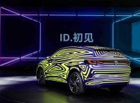 Volkswagen Id 4 China