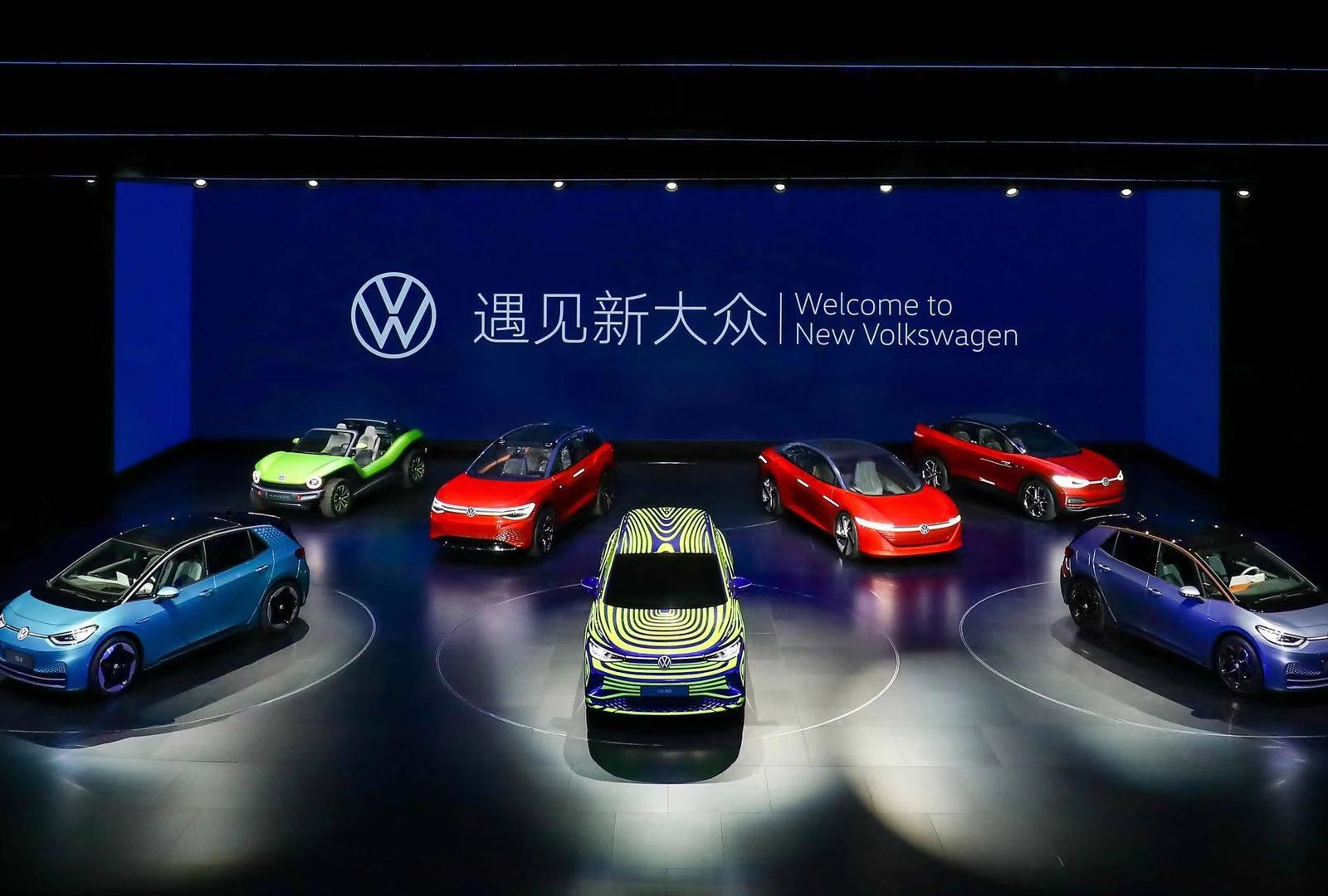 Volkswagen Id 4 China