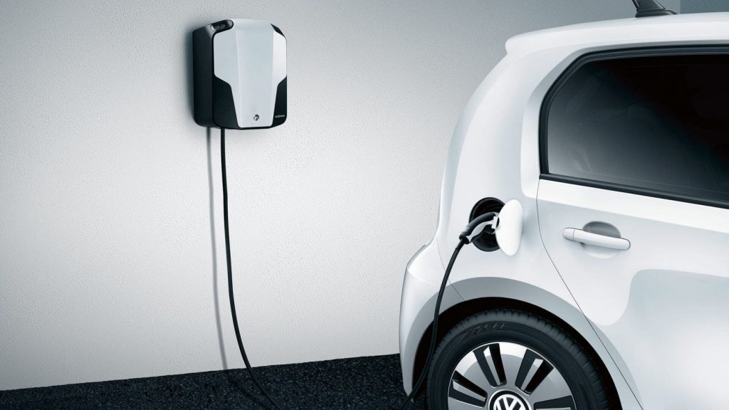 Volkswagen Wallbox E Up