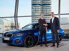 BMW celebra su medio millón de vehículos electrificados vendidos