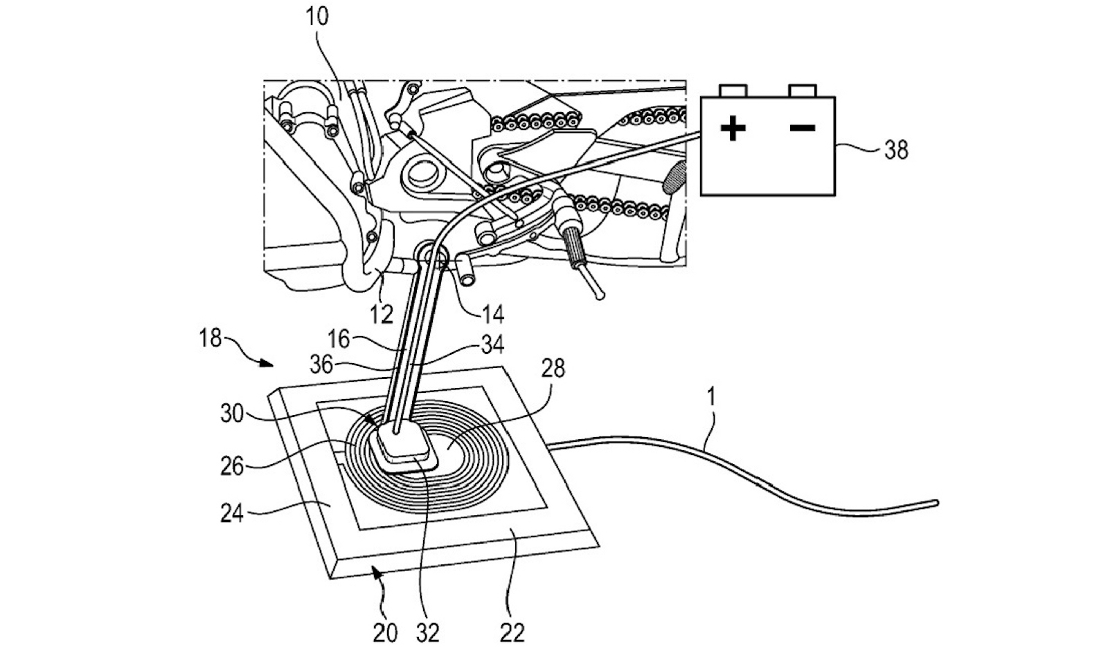 Bmw Patente