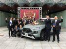 Toyota RAV4, 'Coche del año 2019' en Japón