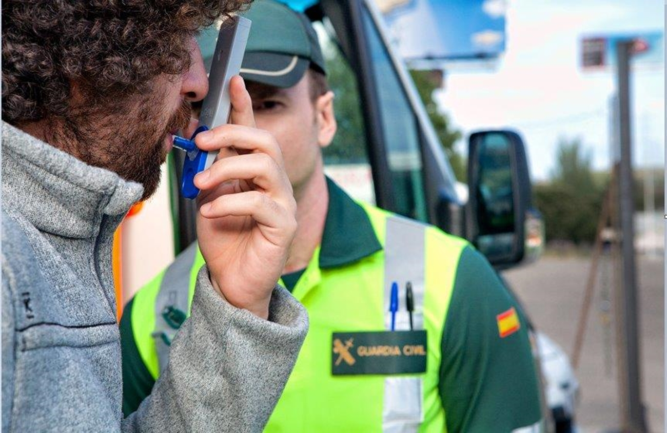 Control Alcohol Drogas Guardia Civil 1