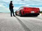 El Genovation GXE, basado en el Chevrolet Corvette C7, es tan rápido como el Ferrari SF90 Stradale
