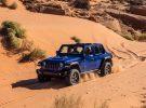 Jeep ya trabaja en una versión totalmente eléctrica del mítico Wrangler