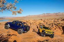 Jeep lanzará 10 o más PHEVS para 2022