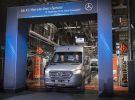 Comienza la producción de la Mercedes-Benz eSprinter