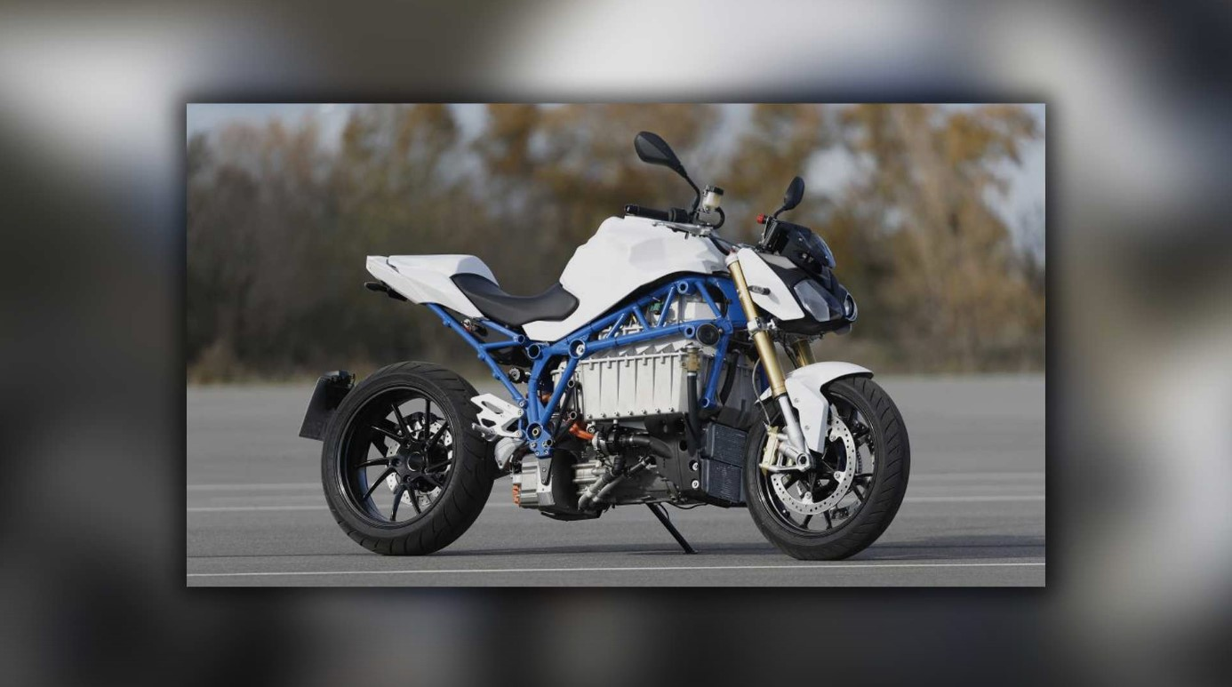 Moto Electrica Bmw 2020 1