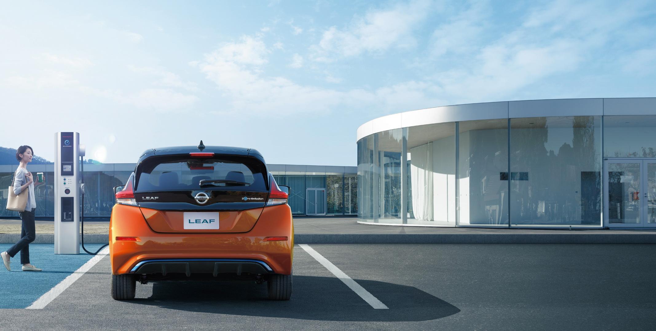 Nissan Leaf 2020 Novedades Tecnología 3