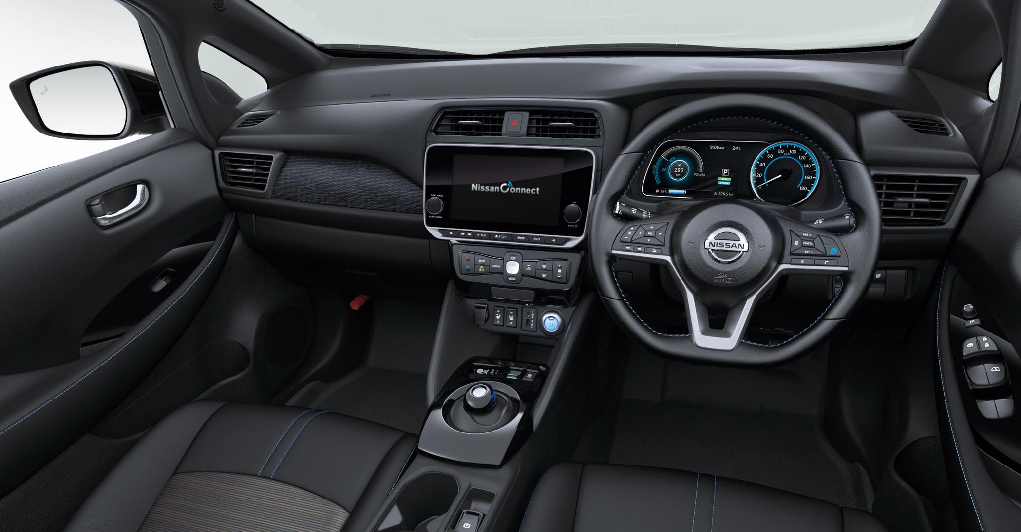 Nissan Leaf 2020 Novedades Tecnología 4
