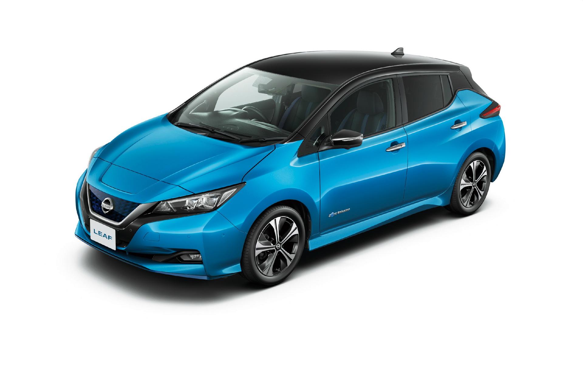 Nissan Leaf 2020 Novedades Tecnología 5