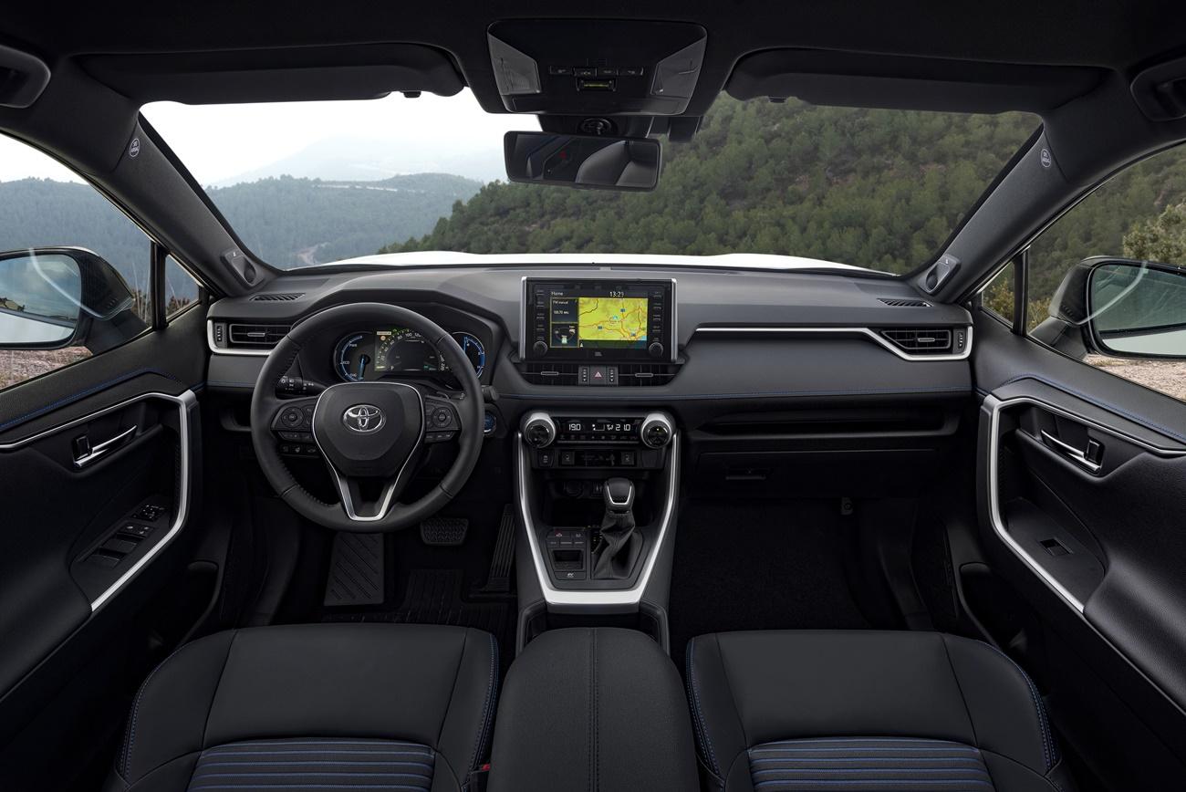 Nuevo Toyota Rav4 4