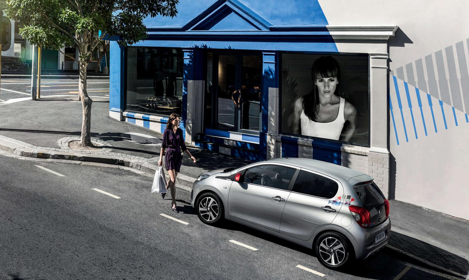 Peugeot 108 Street