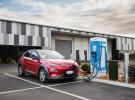 Hyundai muestra una nueva forma de carga súper rápida