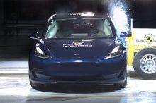 ¿Cómo son de seguros los coches eléctricos?