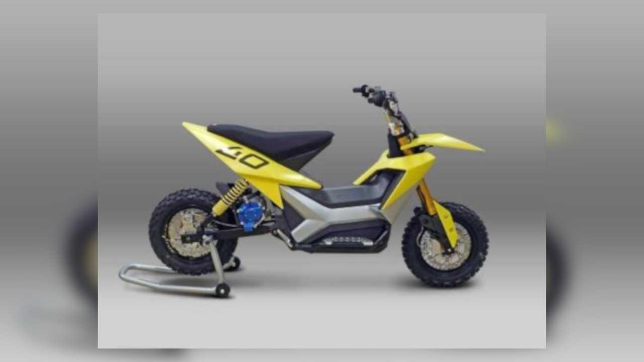 Stratos Moto Eléctrica Offroad 2