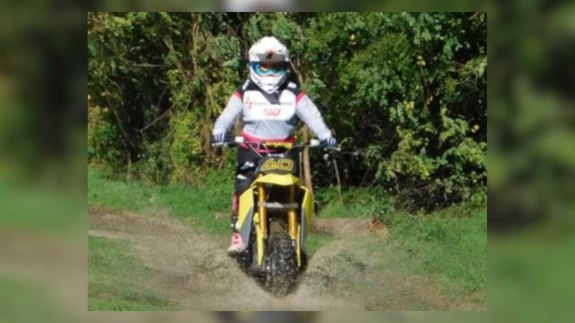 Stratos Moto Eléctrica Offroad 4